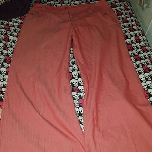 Pants - Cato size 16 red dress pants